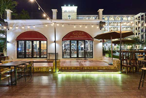 ร้าน Koze Bar & Restaurant ห้ามพลาด หากไปเขาใหญ่