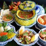 เมนูแนะนำจากร้าน อาหารไทยชาววังบุษราคัม